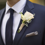 boutonniere wedding